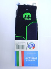 Горнолыжные носки MICO Ski performance sock in polypropylene 184 (44-46, antr chiacciacio)